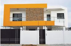 Les r sidences terre d 39 ivoire projets en cours for Les facades des villas modernes